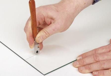 Как нарезать стекла
