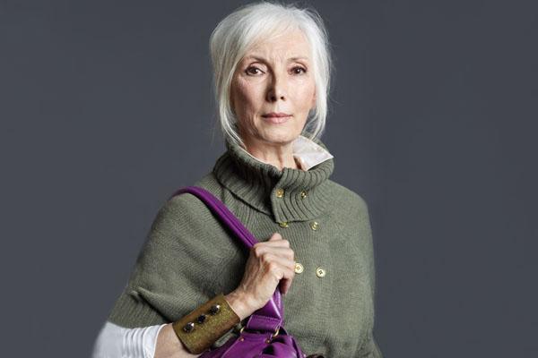 Как одеваться женщинам после 70 лет