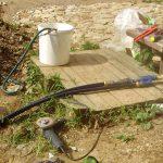 Подключение насосной станции к скважине и колодцу