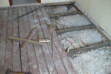 Инструкция по заливке пола бетоном