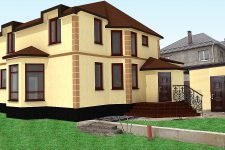 Как очистить фасад частного дома: рассматриваем возможные варианты