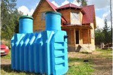 Особенности устройства системы канализации в частном доме