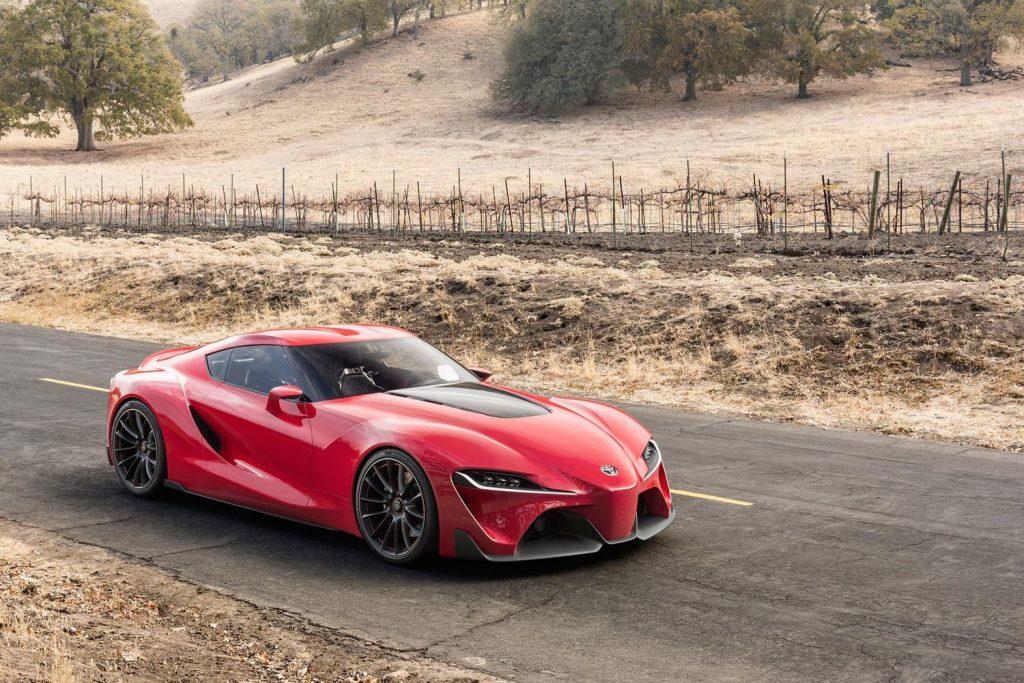 Названа дата премьеры возрожденного спорткара Toyota Supra