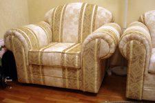 Перетяжка мебели в домашних условиях