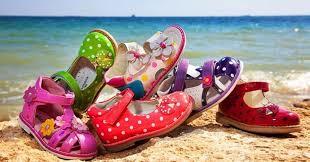 Покупка детской обуви в интернет-магазине