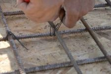 Как вязать арматуру крючком