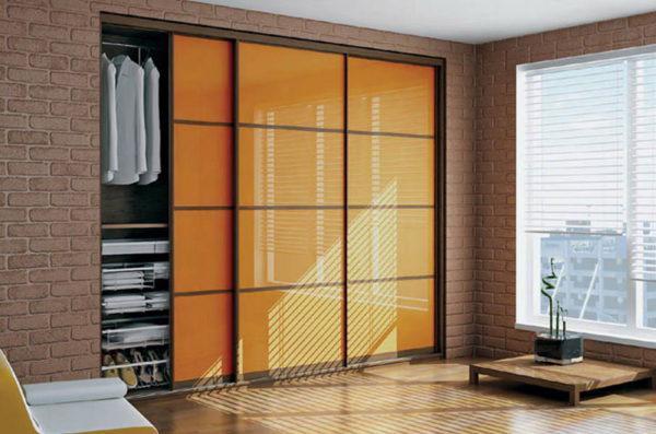 Встроенные шкафы. Широкое разнообразие конфигураций для любого интерьера