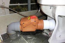 Виды воздушных клапанов для канализации
