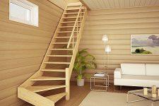 Создание лестницы