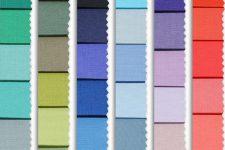 Особенности выбора ткани для штор