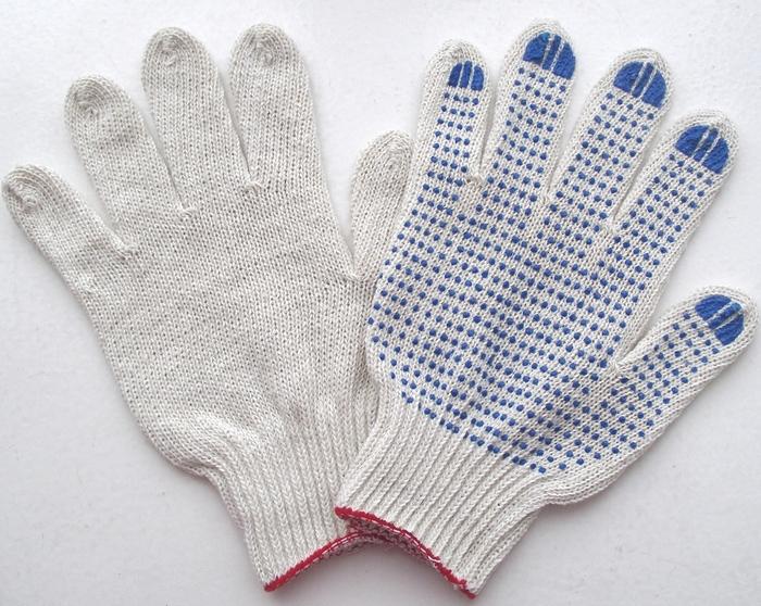 Рабочие перчатки для строителей. Серьезный подход к делу!