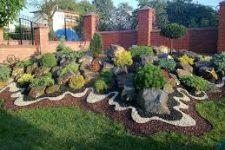 Благоустройство двора садового участка своими руками