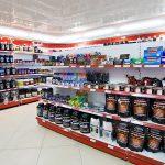 Открытие магазина спортивного питания