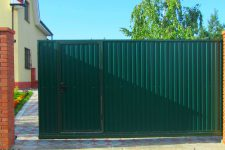Как подобрать подходящие ворота?