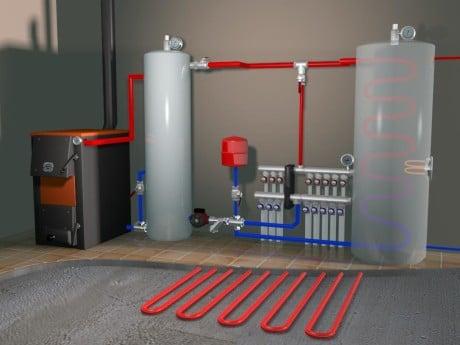 Требования к системе отопления