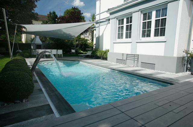 Что нужно, чтобы хорошо провести лето — собственный бассейн у себя дома