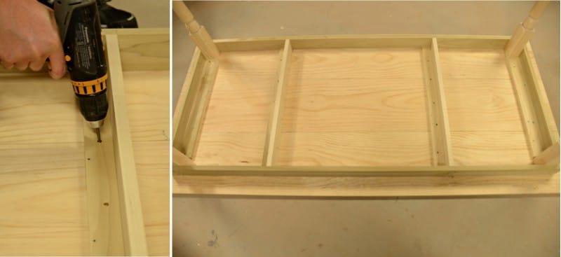 Технология изготовления стола