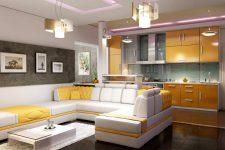 Объединяем кухню и гостиную: преимущества, недостатки перепланировки и важные советы