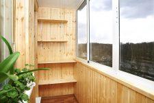 Качественное утепление лоджий и балкона