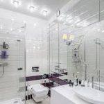 Маленькая ванная комната - как визуально увеличить ее