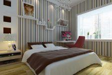 Маленькая спальня: секреты дизайна