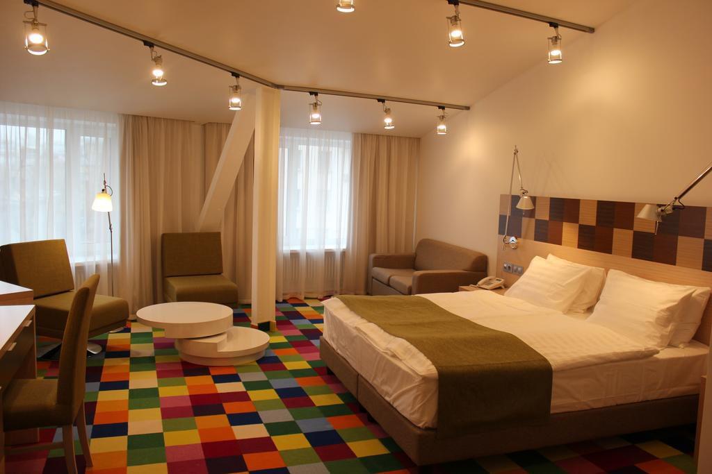 Хороший отель для бизнес-поездки в Москву