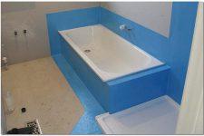 Устройство гидроизоляции в ванной комнате
