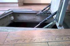 Как сделать люк в подвал