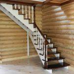 Этапы создания чертежа лестницы