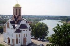 Украина для туристов. Белая Церковь