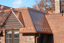 Медная кровля. Надежная и долговечная крыша загородного дома