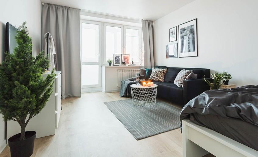 2 совета по обустройствe чрезмерно компактной квартиры