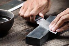 Как точить нож
