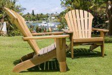 Пошаговое руководство как сделать садовое кресло