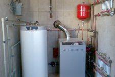 Двухконтурное отопление:плюсы и минусы