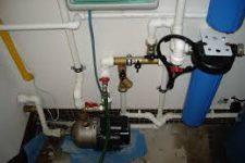 Организация водопровода на даче