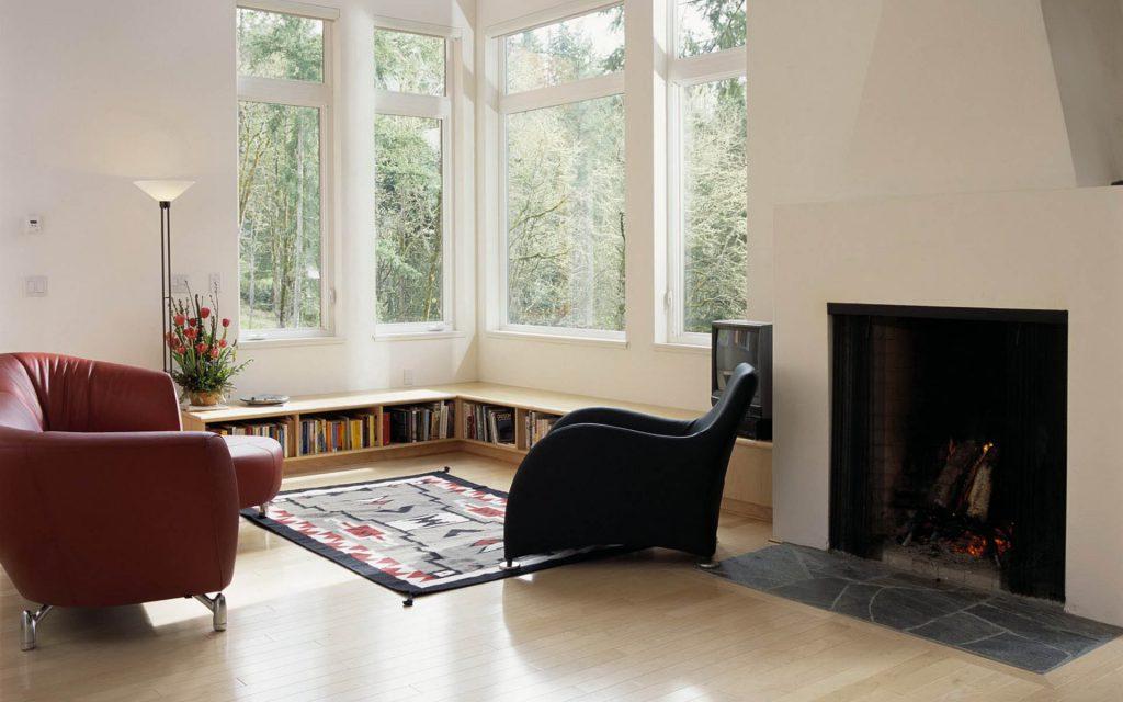 Как изменить интерьер помещения при помощи пластиковых окон