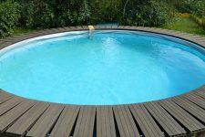 Этапы строительства бассейна на дачном участке