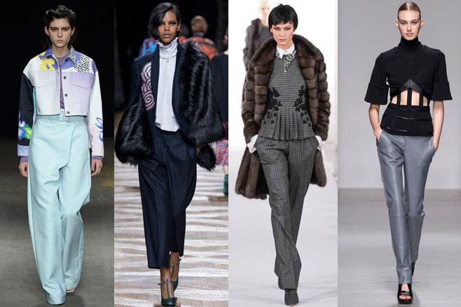 Классические дамские брюки