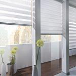 Стильное и практичное оформление окна