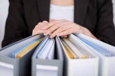 Хранение документов дома