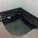 Гидроизоляция в ванной. Различные схемы и варианты.