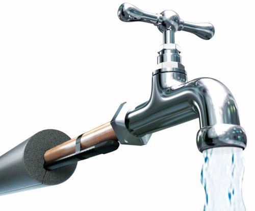 Какого диаметра трубы использовать для водопровода