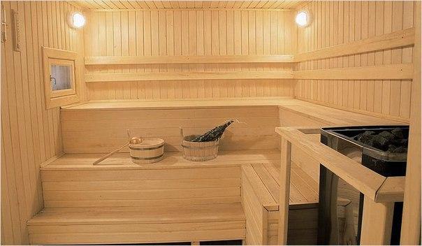Мебель для бани и сауны своими руками
