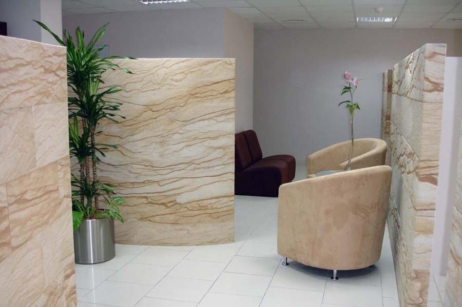 Декоративный гибкий камень