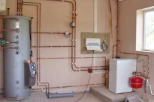 Схемы систем отопления в частном доме
