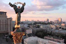Центр христианства в сердце Киева