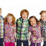 Зимняя и демисезонная верхняя одежда от детского бренда Babyline