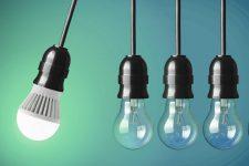 Несколько слов о преимуществах светодиодного освещения помещения