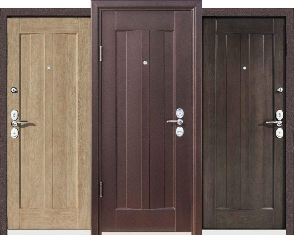 Входные двери, в которых надежность сочетается с красотой